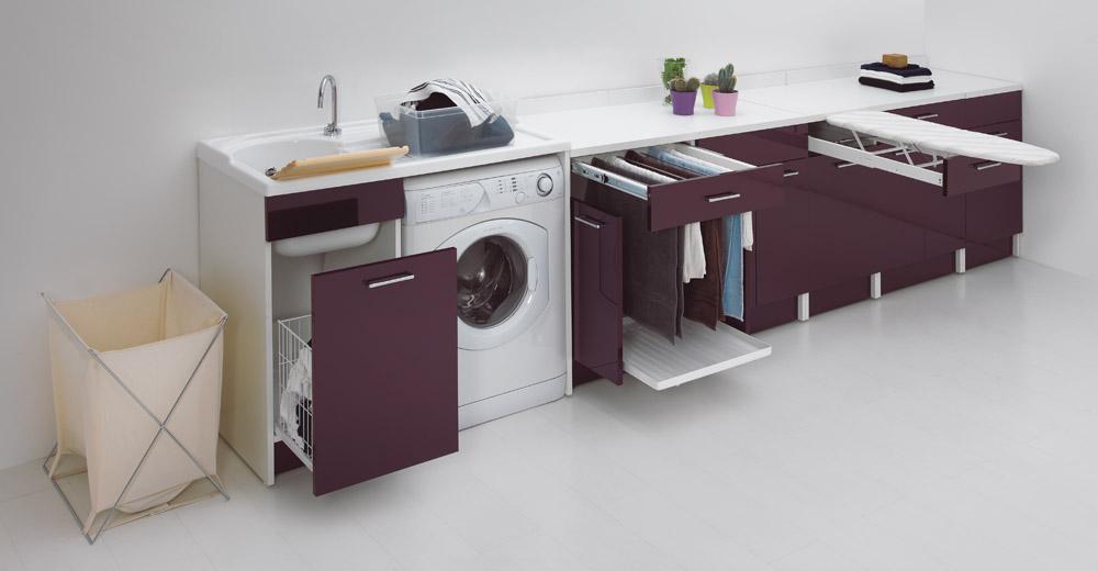 Forme e colori lavanderia
