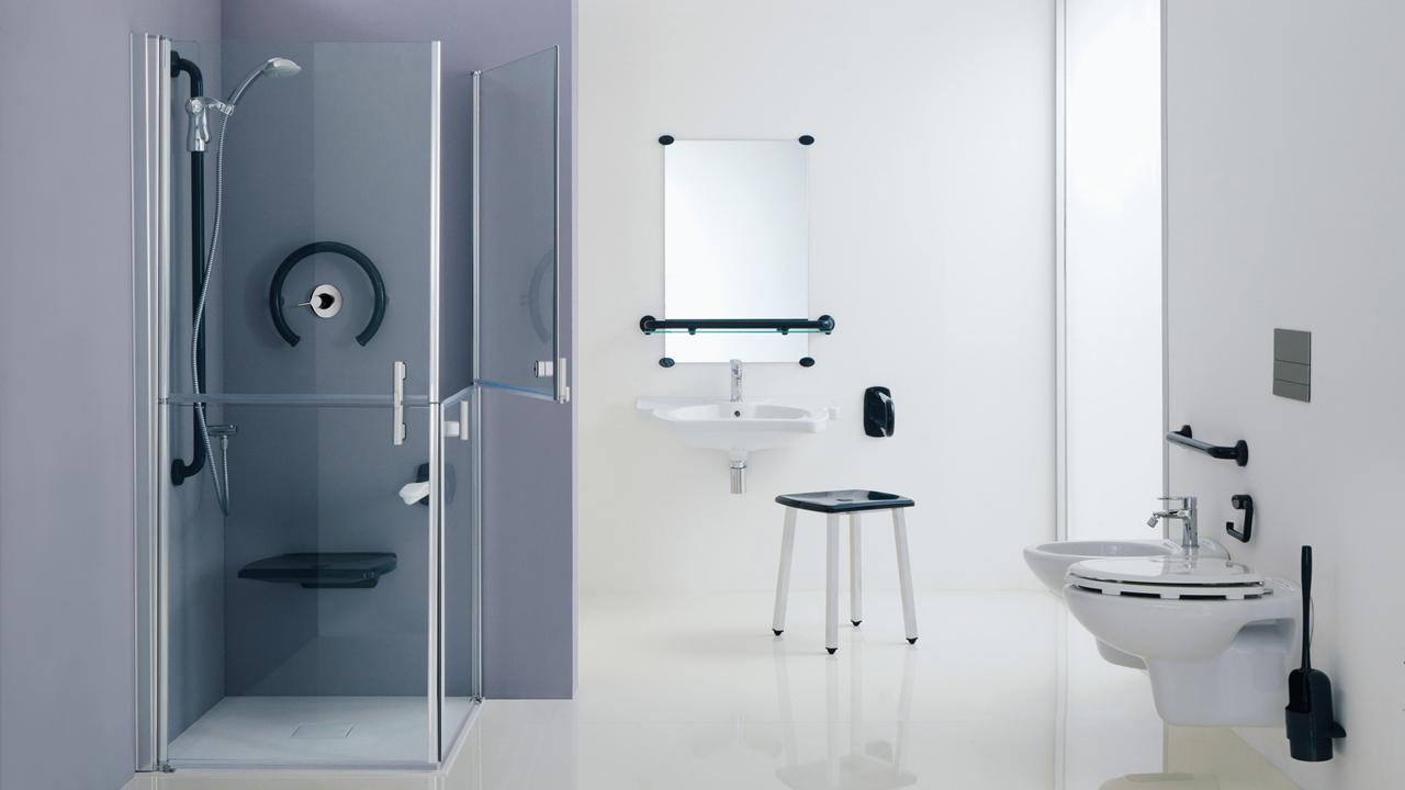 Accessori Per Disabili Bagno Prezzi.Forme E Colori Ausili Per Disabili